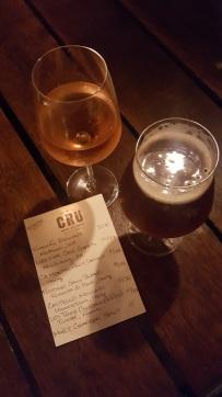 Cru - super cute wine bar!